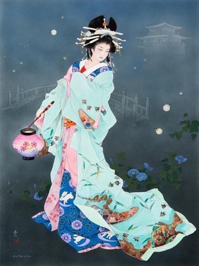 Hotarubi-Haruyo Morita-Art Print