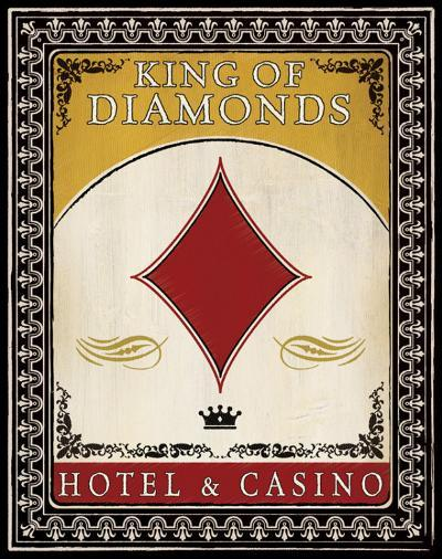 Hotel and Casino--Art Print