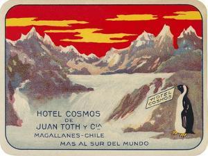 Hotel Cosmos, Magallanes, Chile