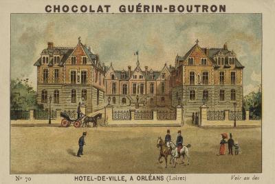 Hotel-De-Ville, a Orleans, Loiret--Giclee Print