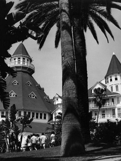 Hotel Del Coronado--Photographic Print