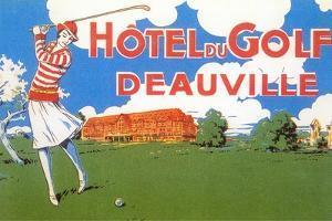 Hotel Du Golf, Deauville