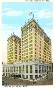 Hotel Duluth, Minnesota