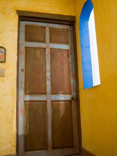 Hotel El Meson De Los Poetas, Guanajuato, Mexico-Julie Eggers-Photographic Print