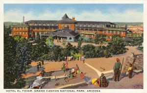 Hotel El Tovar, Grand Canyon
