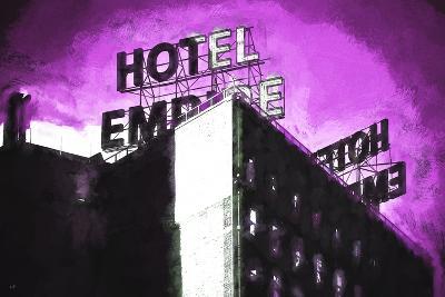 Hotel Empire III-Philippe Hugonnard-Giclee Print