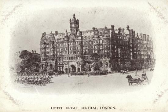 Hotel Great Central, London--Photographic Print