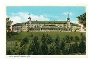 Hotel Hershey, Pennsylvania
