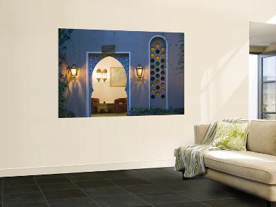 Hotel Palais Salam Palace, Taroudant, Morocco-Walter Bibikow-Wall Mural