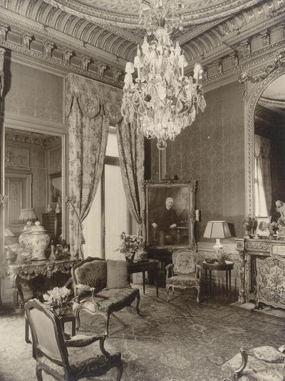 Hôtel particulier de Gustave Eiffel, 1 rue Rabelais-Paul-Joseph-Albert Chevojon-Giclee Print