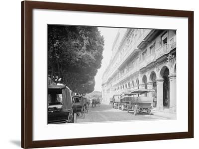 Hotel Pasaje, Havana, Cuba--Framed Photo