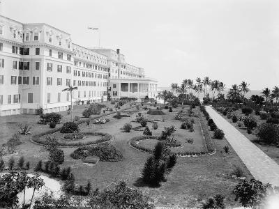 Hotel Royal Palm, Miami, Florida, C.1900--Photographic Print