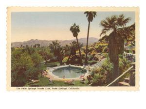 Hotel Swimming Pool, Palm Springs, California