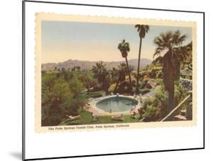 Hotel Swimming Pool, Palm Springs, California