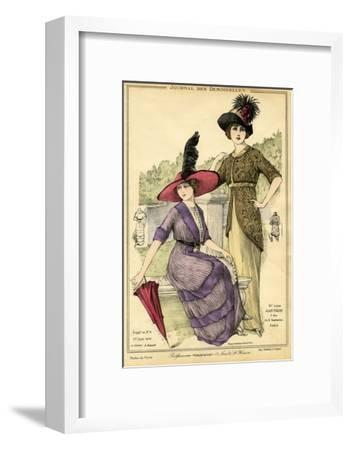 Houbigant #5096--Framed Art Print