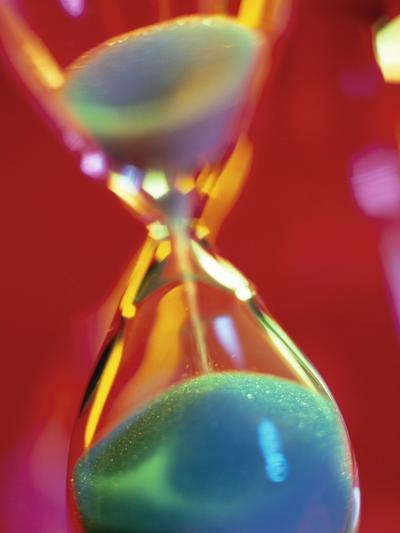 Hourglass-Tek Image-Photographic Print