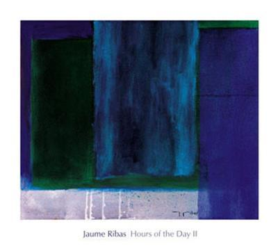 Hours of the Day II-Jaume Ribas-Art Print