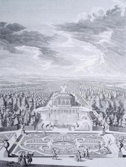House Badenburg in Nymphenburg Gardens in Munich--Giclee Print