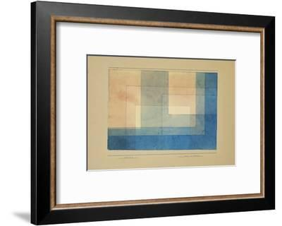 House by the Water-Paul Klee-Framed Giclee Print