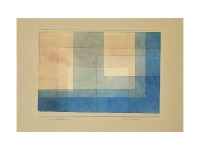 House by the Water-Paul Klee-Giclee Print