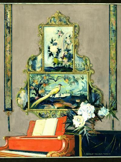 House & Garden - April 1923-Bradley Walker Tomlin-Premium Giclee Print