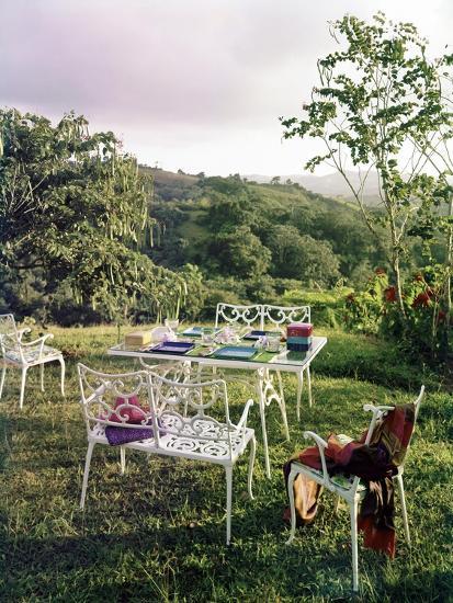 House & Garden - April 1963-Tom Leonard-Premium Photographic Print