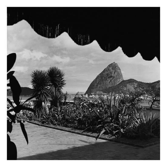 House & Garden - August 1947-Luis Lemus-Premium Photographic Print