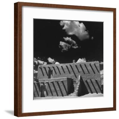House & Garden - August 1948-Herbert Matter-Framed Premium Photographic Print