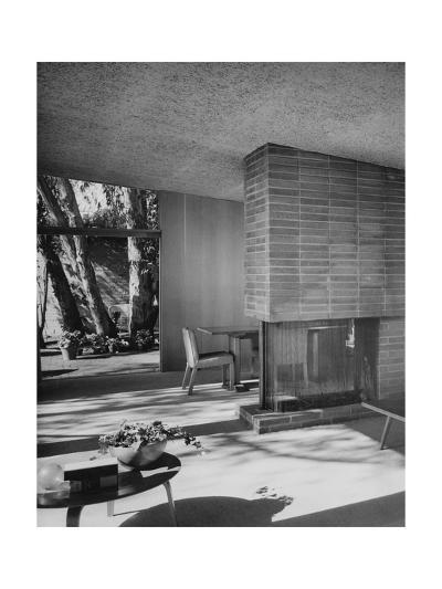 House & Garden - August 1949-Julius Shulman-Premium Photographic Print