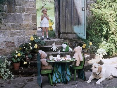 House & Garden - August 1975-Ernst Beadle-Premium Photographic Print