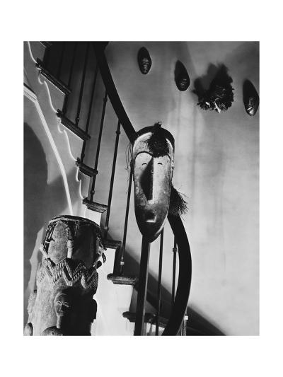 House & Garden - March 1932-Anton Bruehl-Premium Photographic Print