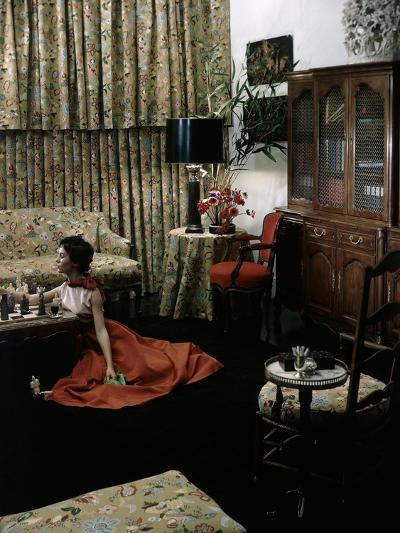 House & Garden - May 1949-Horst P. Horst-Premium Photographic Print