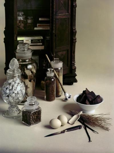 House & Garden - November 1955-Otto Maya-Premium Photographic Print