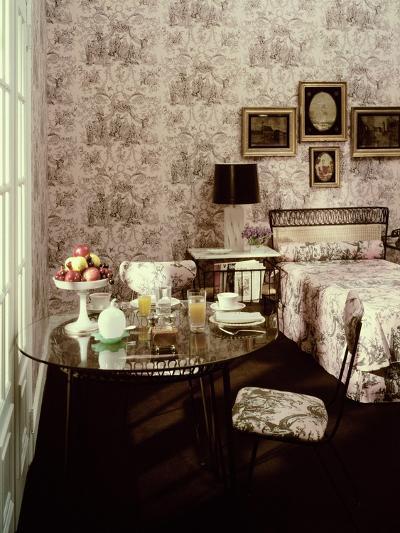 House & Garden - October 1951-Haanel Cassidy-Premium Photographic Print
