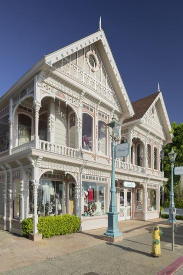 House in Sausalito, Richardson Bay, San Francisco, California, Usa-Rainer Mirau-Photographic Print