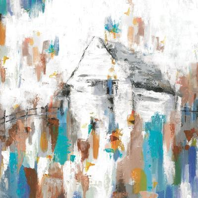 House in the Midst-Eva Watts-Art Print