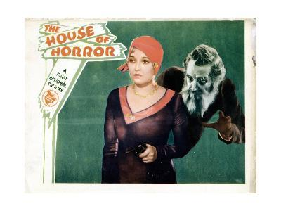 House of Horror, (aka the Haunted House), Thelma Todd, Emile Chautard, 1929--Giclee Print