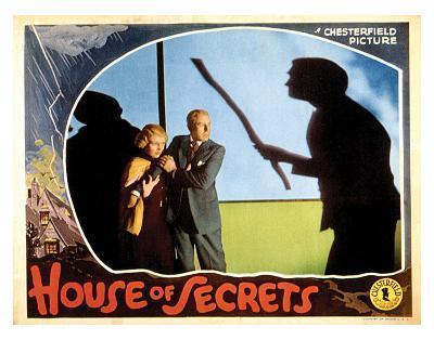 House Of Secrets - 1936 II--Giclee Print
