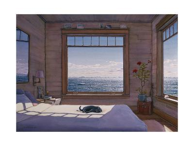 House - Top Bedroom-Lee Mothes-Giclee Print