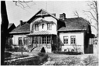 House Where Marie Curie Was Governess, C1887--Giclee Print