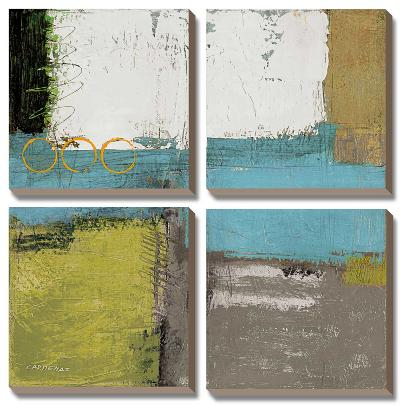 Houseblend II-Jason Cardenas-Canvas Art Set