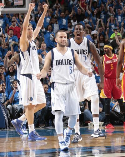 Houston Rockets v Dallas Mavericks - Game Four-Danny Bollinger-Photo