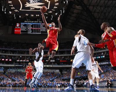 Houston Rockets v Dallas Mavericks - Game Three-Danny Bollinger-Photo