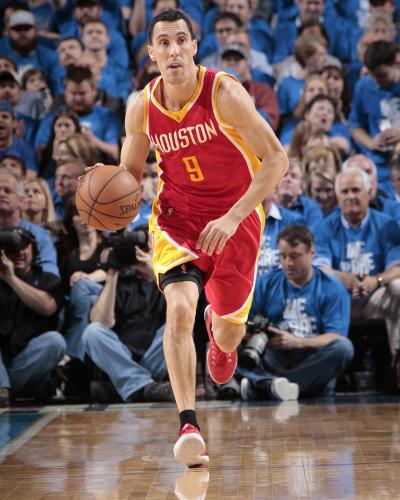 Houston Rockets v Dallas Mavericks - Game Three-Glenn James-Photo