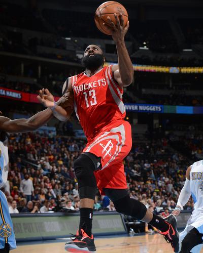 Houston Rockets v Denver Nuggets-Garrett Ellwood-Photo