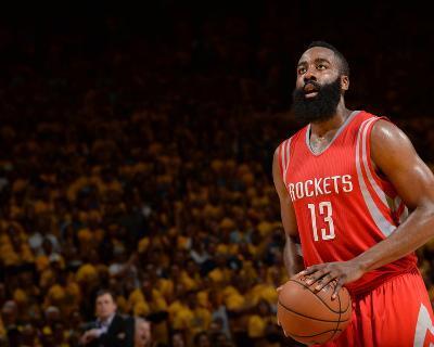 Houston Rockets v Golden State Warriors - Game Five-Noah Graham-Photo