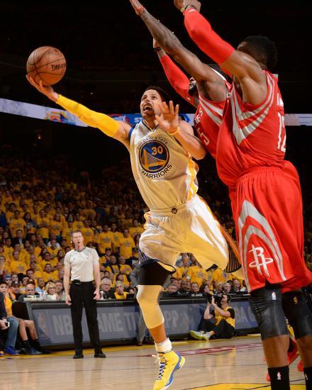 ba17f2fe5ea Houston Rockets v Golden State Warriors - Game Five Photo by Noah Graham