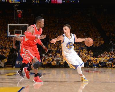 Houston Rockets v Golden State Warriors - Game One-Noah Graham-Photo