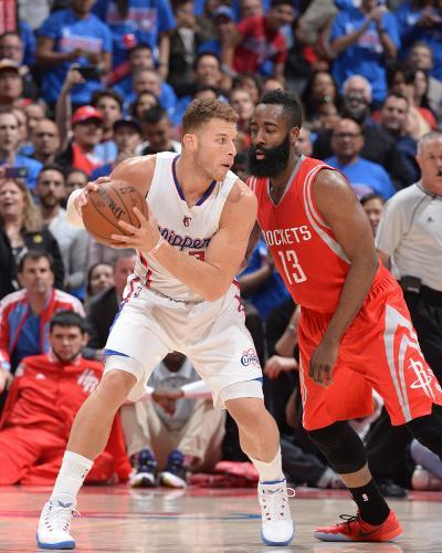 Houston Rockets v Los Angeles Clippers - Game Six-Andrew D Bernstein-Photo