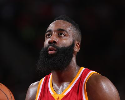 Houston Rockets v Portland Trail Blazers-Sam Forencich-Photo